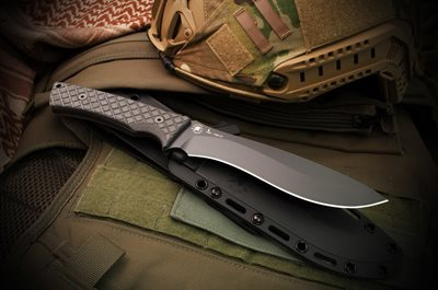 MACHAI - FIXED BLADE - KNIFE