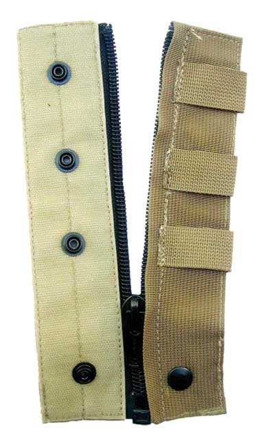 Chest Harness Zippered Adapter