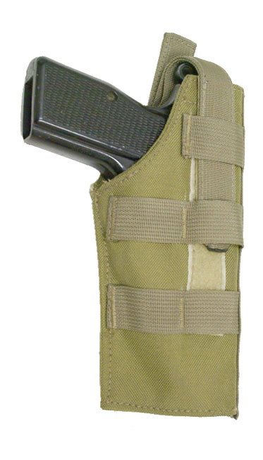 MOLLE Holster - Vertical Mount