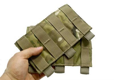 MOLLE Vertical-to-Horizontal Mount Panel