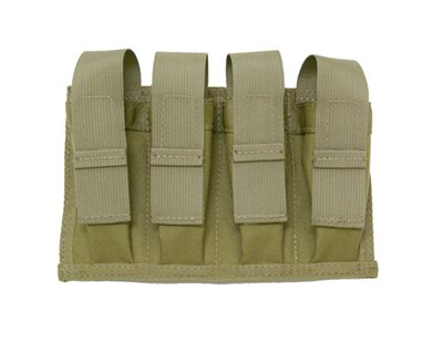 Quad Pouch 40mm
