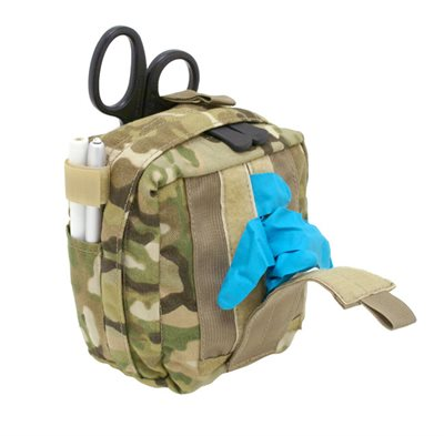Compact Individual Medical Pouch
