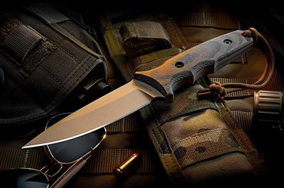Spartan Harsey TT (Tactical Trout)