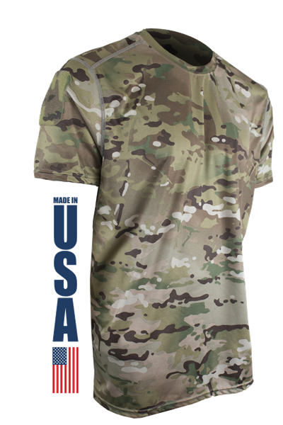 Phase 1 Performance T-Shirt - Multicam®