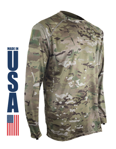 Phase 1 Performance LS Crew - Multicam®