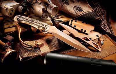 ARES Fixed Blade - Fighter / Combat Utility