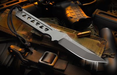FORMIDO Fixed Blade - Self-Defense / Every Day Carry