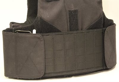 LE Front MOLLE Panel