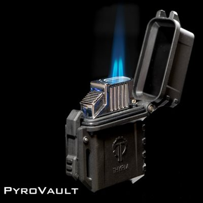 Pyro Vault Lighter Armor