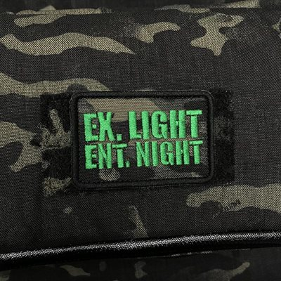 EXIT LIGHT, ENTER NIGHT Patch