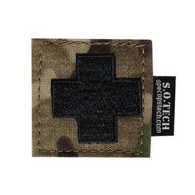 Red Cross Patch