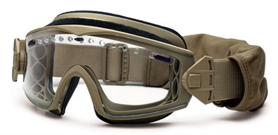 LOPRO Regulator Goggle Field Kit