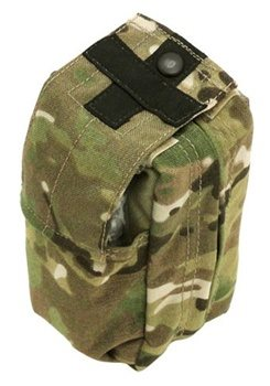 Compact Individual Medical Aid Pouch