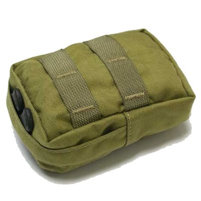 Small Zippered Medical Pouch