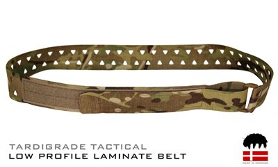 Low Profile Laminate Belt