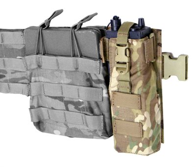 Low-Vis Commander Radio Pouch