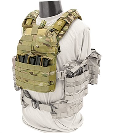 VIPER Plate Carrier Vest - Releasable